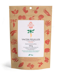 Yacon feuille poudre 150 g *