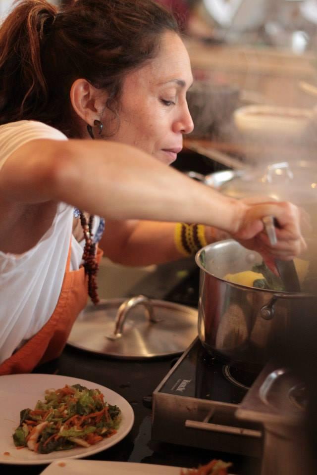 Joelma chef cuisine Sol Semilla