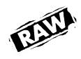 Logo Raw Sol Semilla