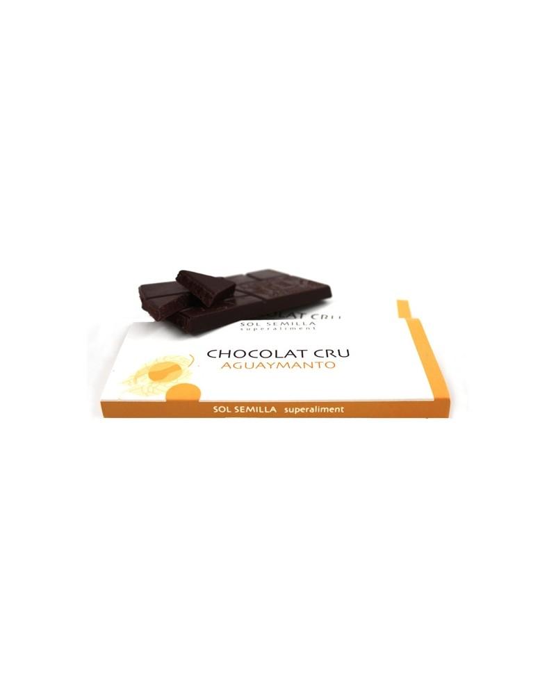 Chocolat Cru Aguaymanto 38 g *