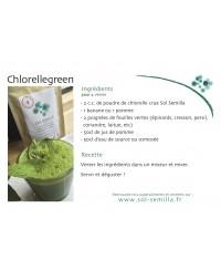 Chlorelle poudre 60 g