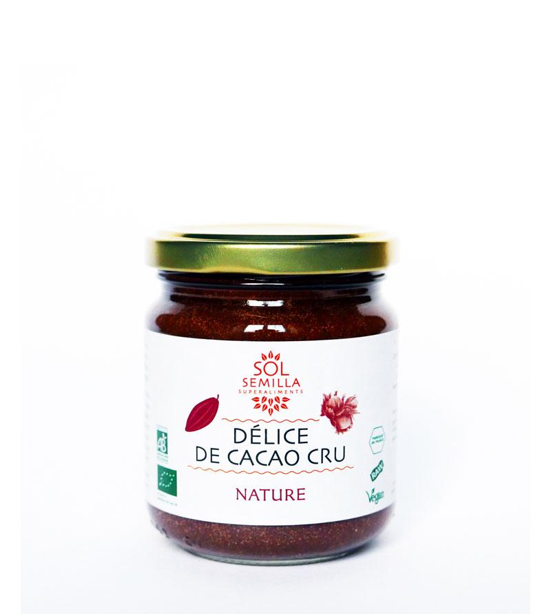 Délice de Cacao Cru 190g