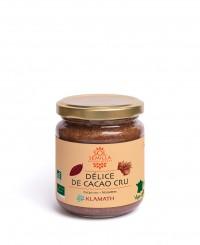 Délice de Cacao Cru Klamath BIO 190g