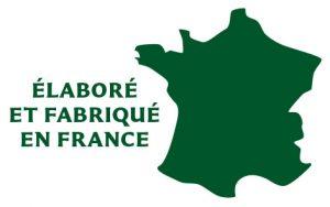 logos élaborés et fabriqués en France